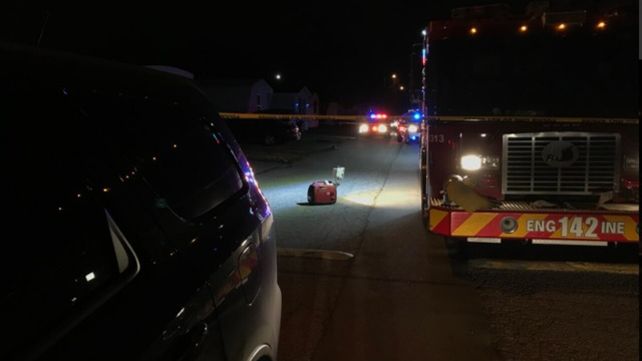 18-year-old critical after shooting in Avon