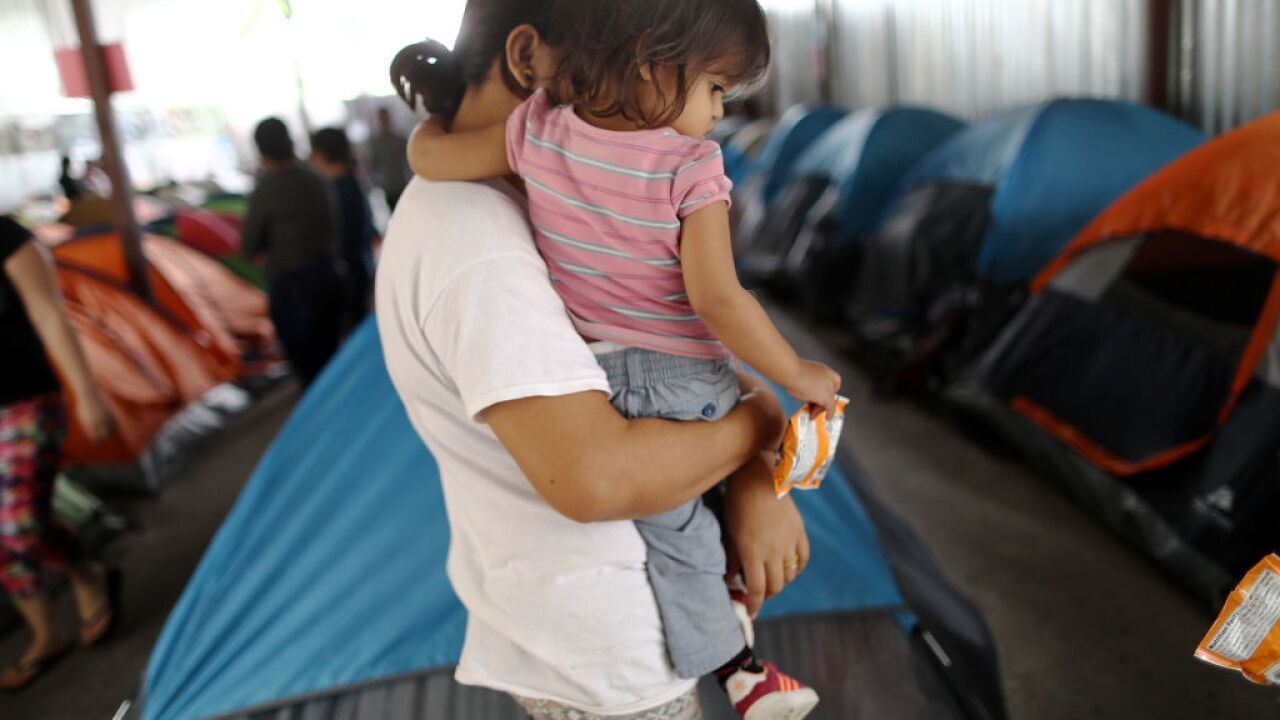 At least 1,712 more kids may have been separated from their parents at the border