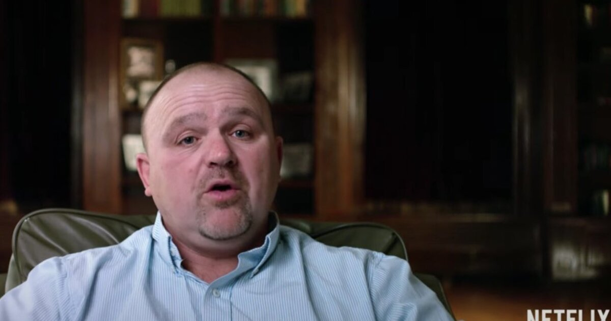 Would you do it? Man at the center of 'Pappygate' featured in Netflix documentary