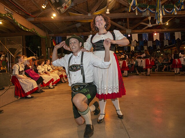 Did you think Oktoberfest was over? Not in Colerain Township