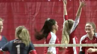 Nebraska State Volleyball: Omaha Duchesne vs. Norris