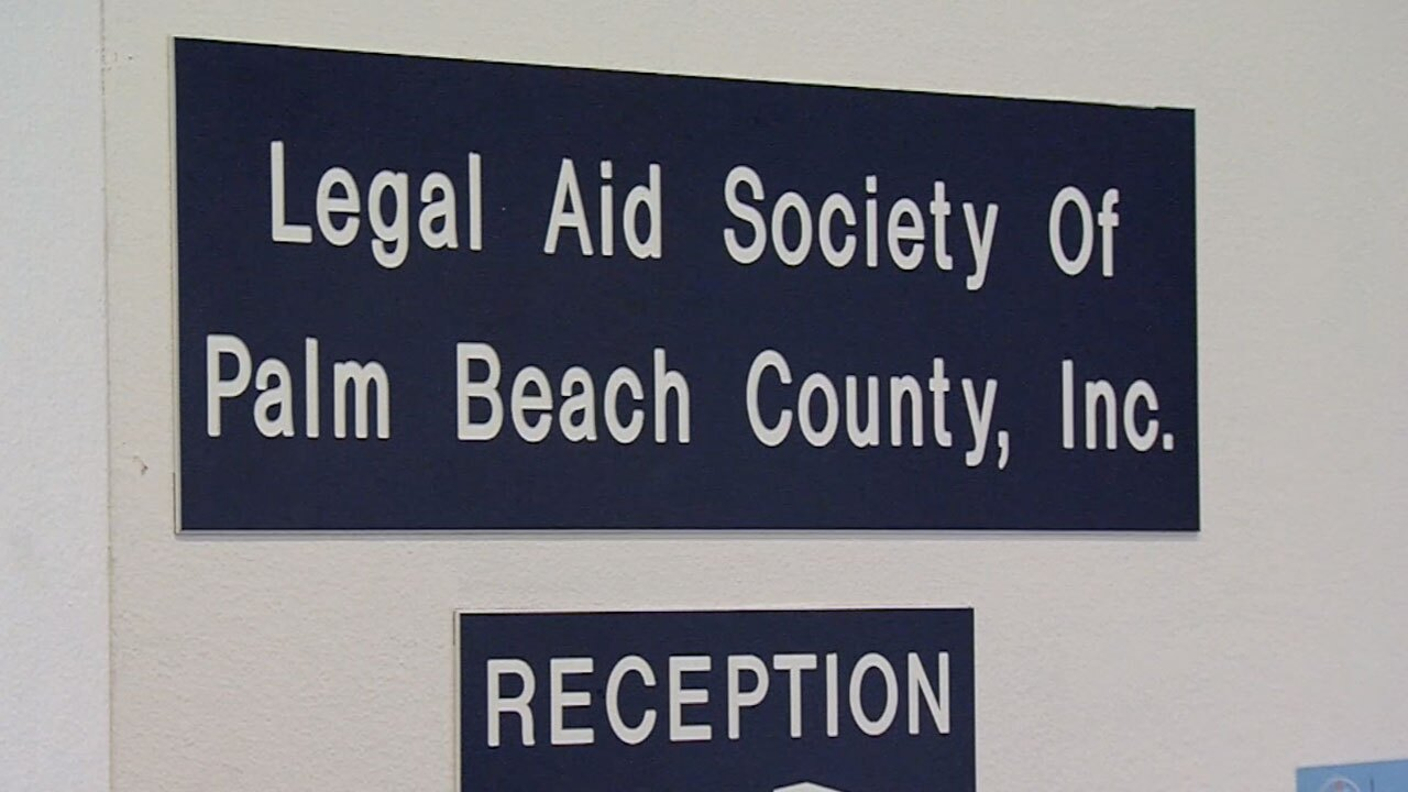 Legal Aid Society of Palm Beach County