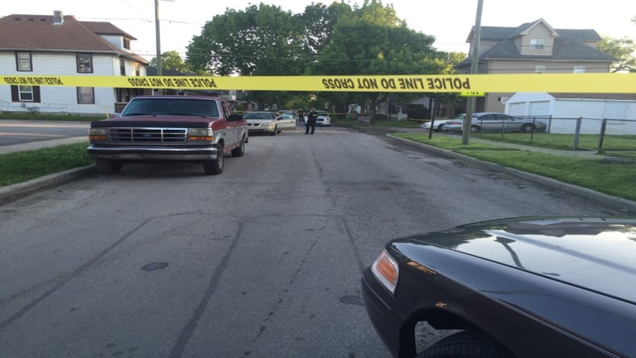 Death investigation on the east side