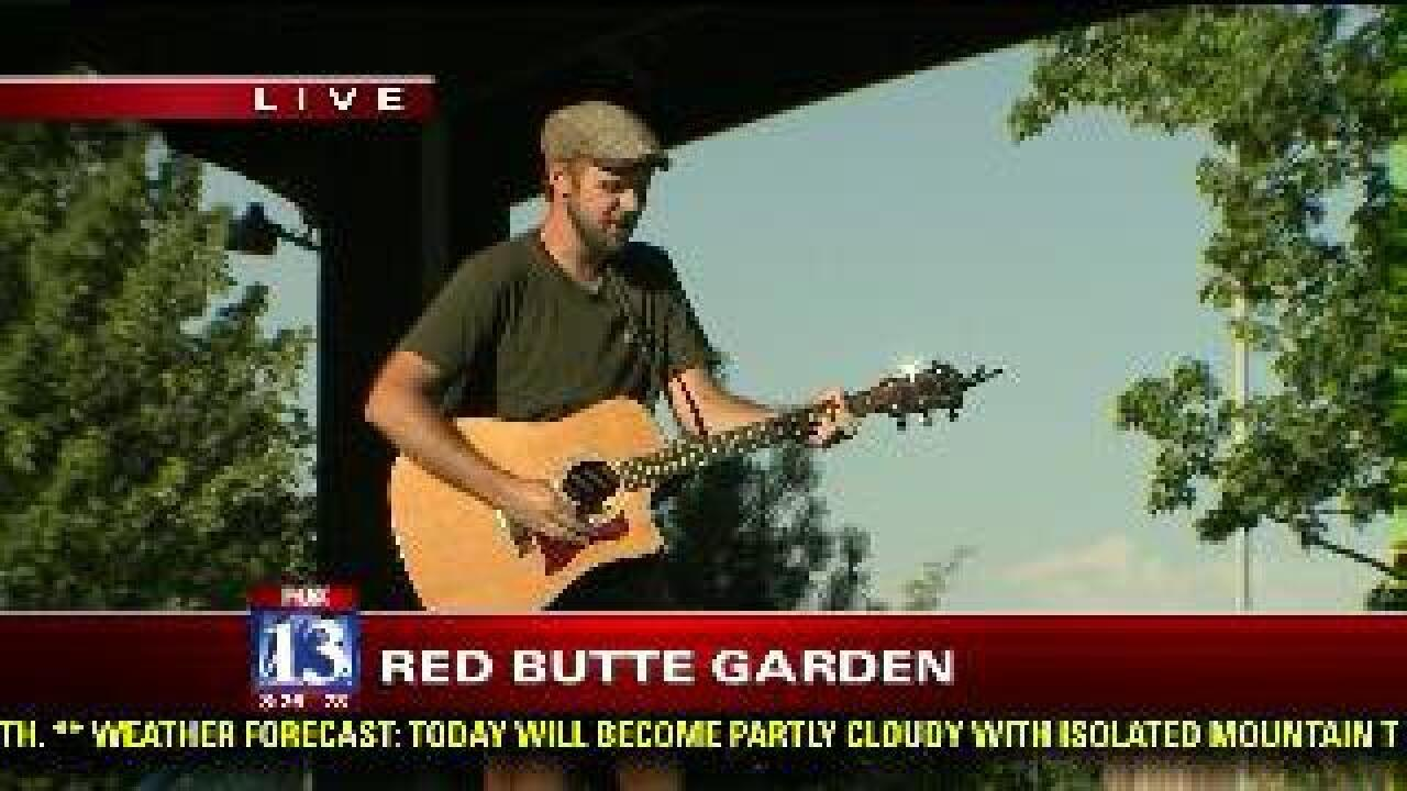 Upcoming Red Butte Garden concerts
