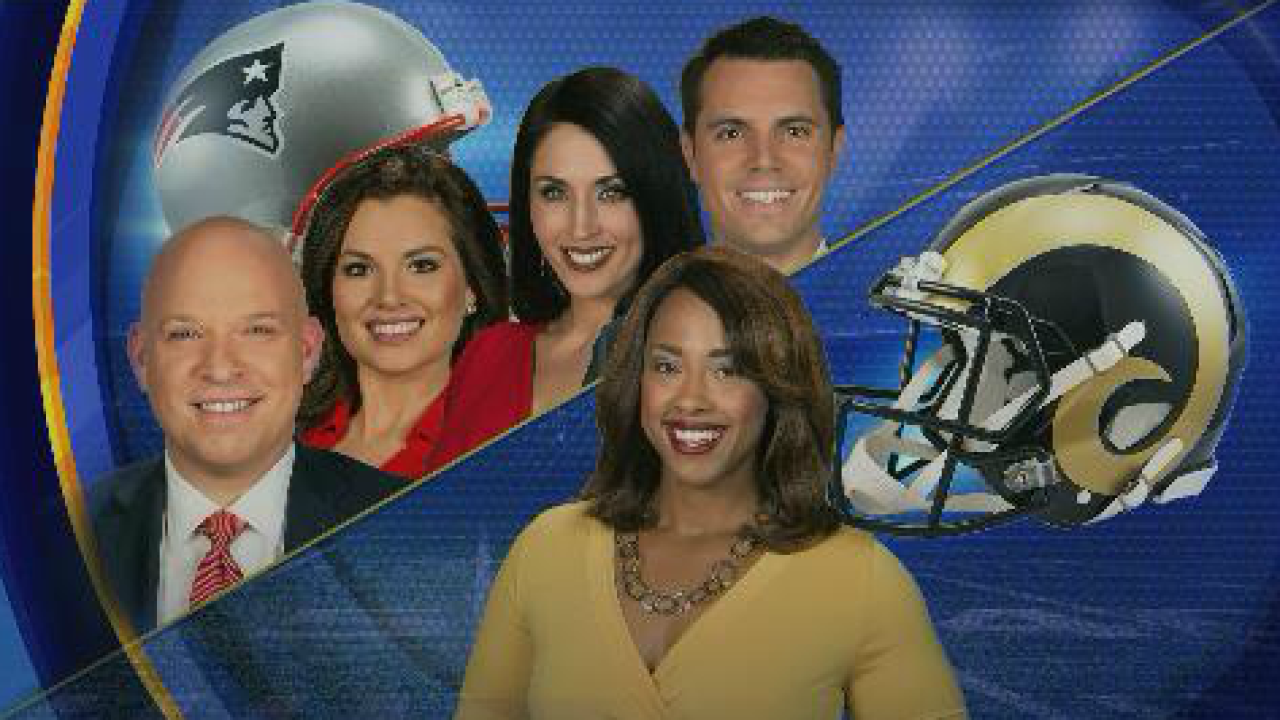 Watch: News 3 This Morning give Super Bowl predictions