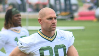 Matt LaFleur pleased with Jimmy Graham so far in OTA's