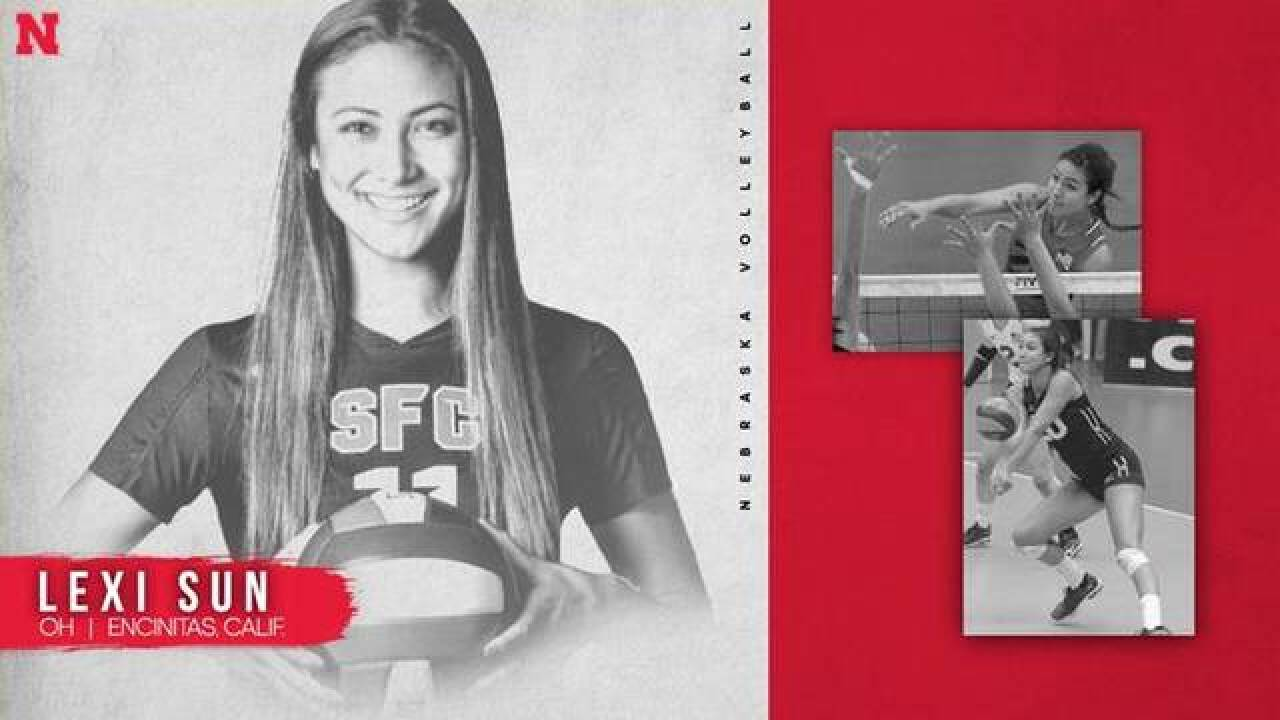Nebraska volleyball team lands All-Big 12 outside hitter transfer from Texas