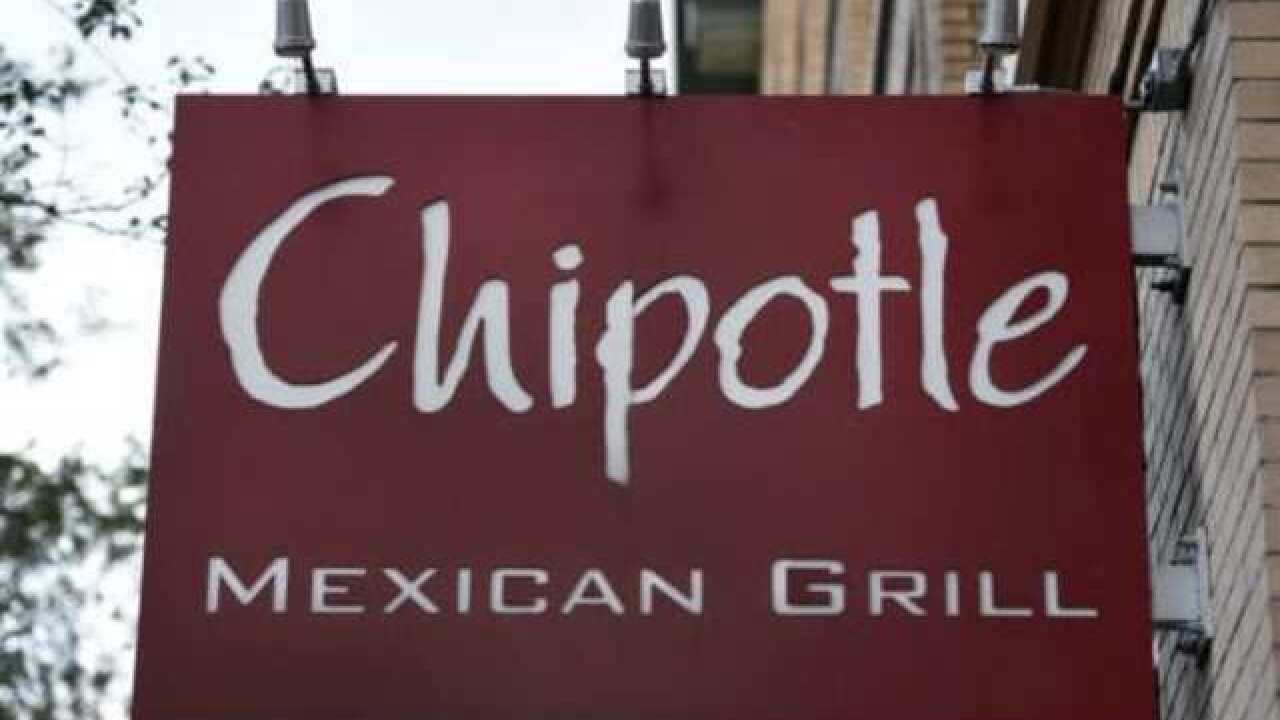 Chipotle to run Halloween discount, free burritos for a year contest