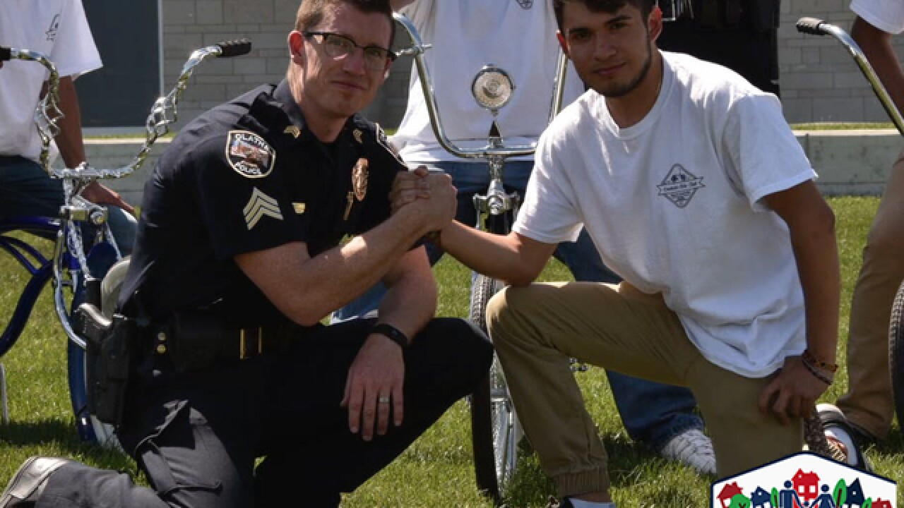 Lowrider bike club unites Hispanic community, PD