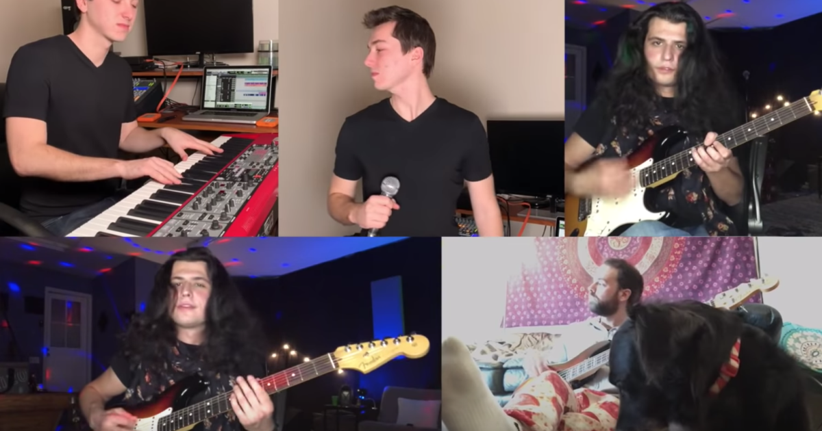 Check out these coronavirus parody songs that are going viral