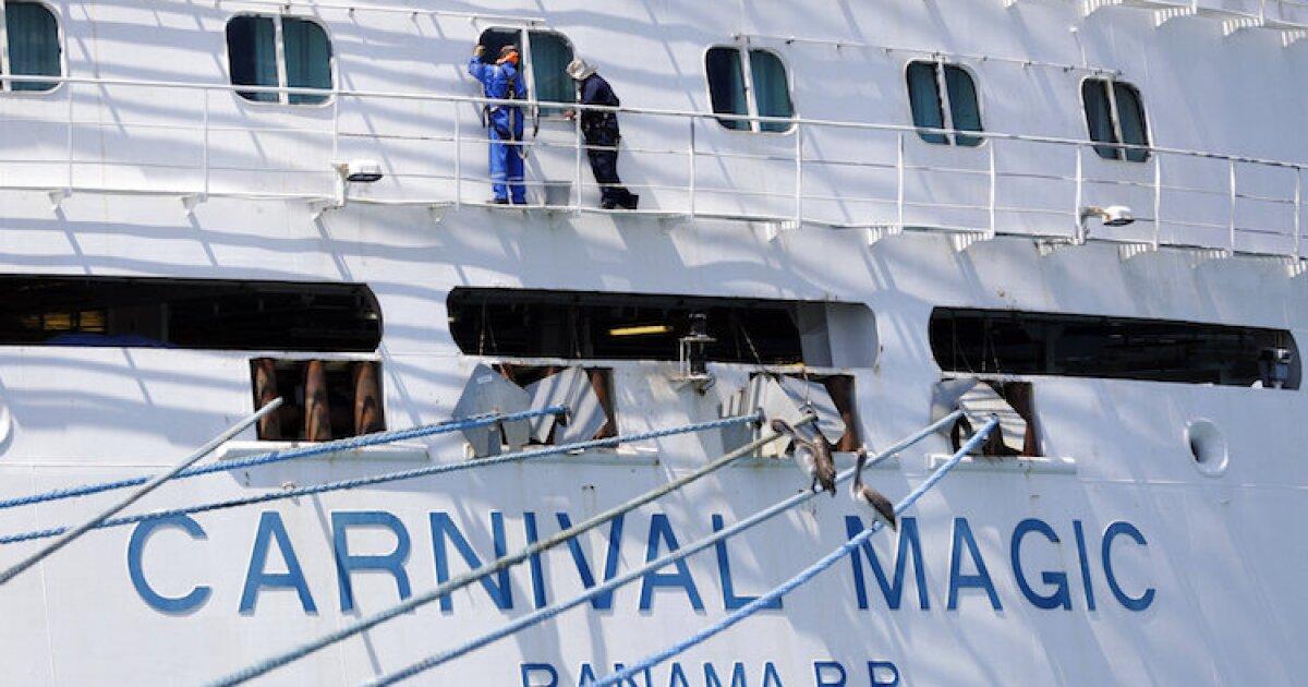 Disney, Holland America, Royal Caribbean, Carnival, Princess, Norwegian extend suspension of cruises