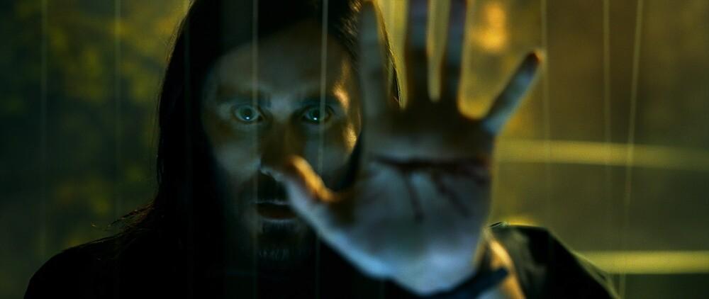 Jared Leto in 'Morbius' promotional image