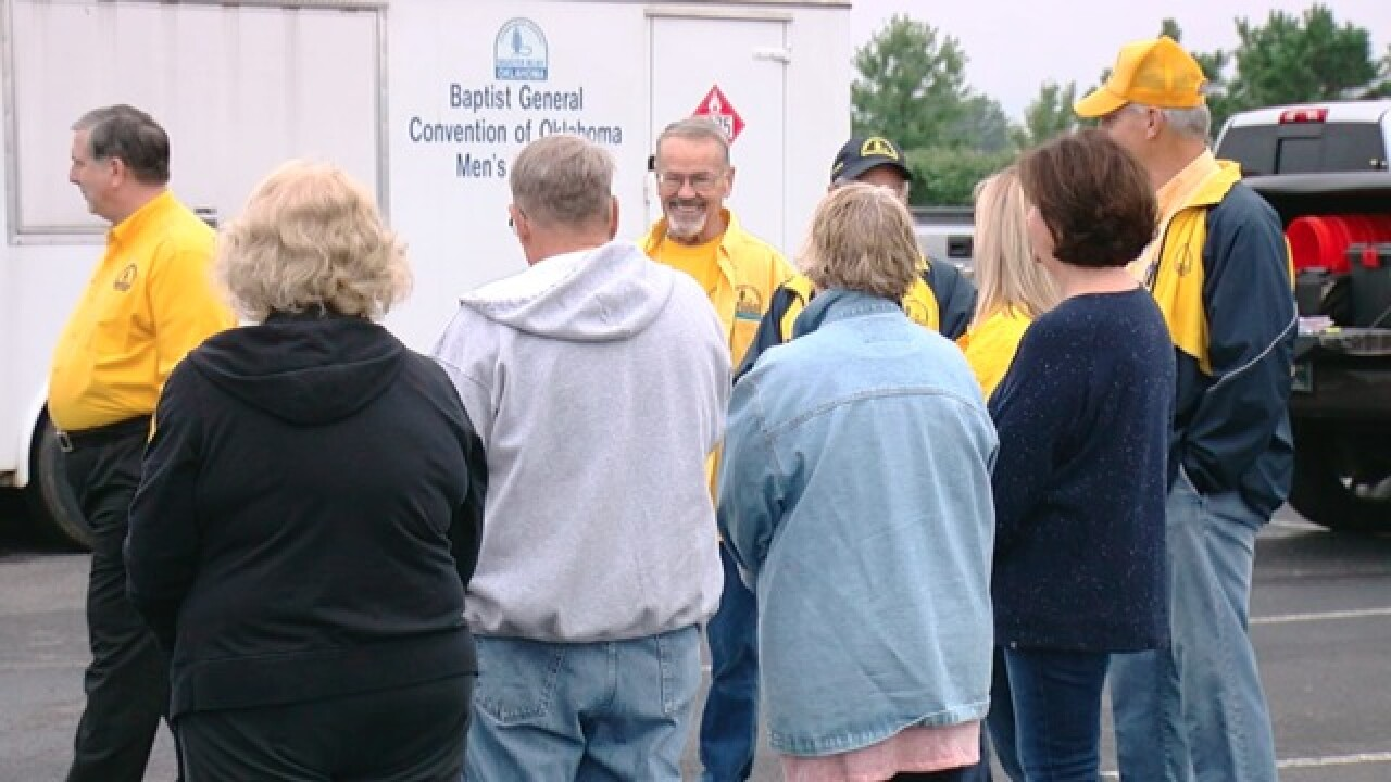 First Baptist Church in Owasso to help hurricane victims