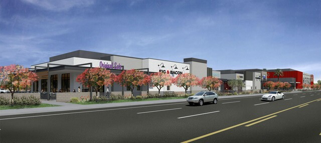 See what The Collective, Tempe's newest shopping center, will look like before it opens