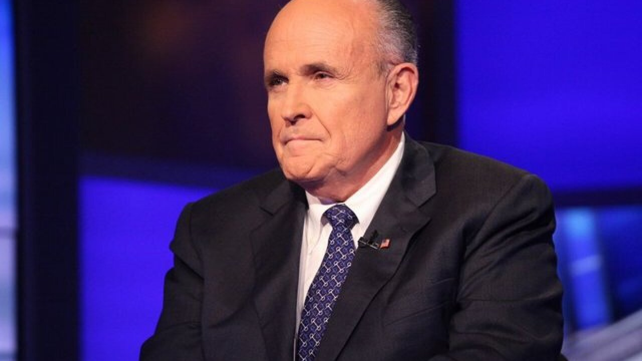 Rudy Giuliani tweets 'You' and social media goes wild