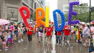2018 Cincinnati Pride Parade