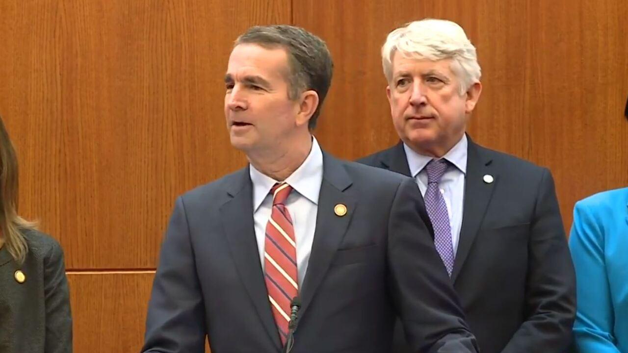 Watch: Gov. Northam addresses late-term abortion bill afterbacklash