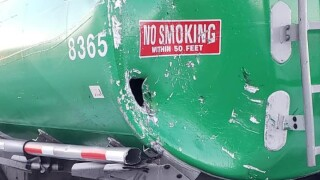 Jet Fuel Spill in Summit County, March 1, 2021