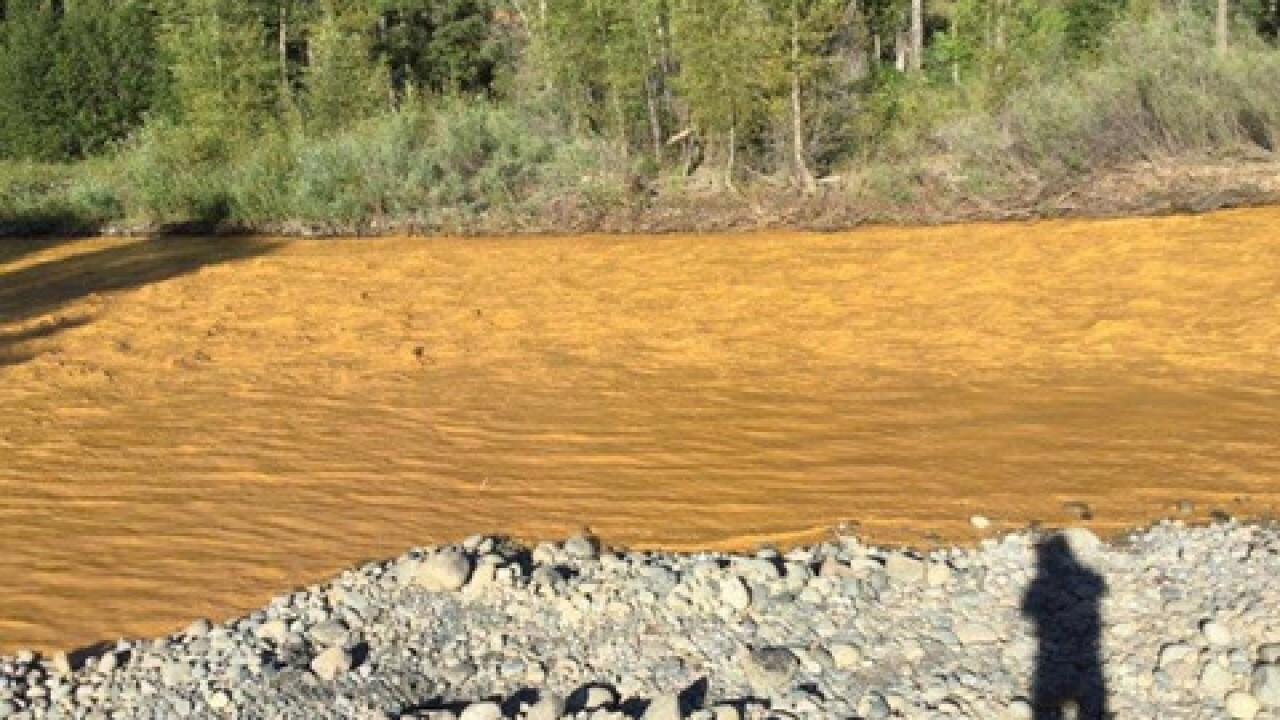 EPA paying $1 million after Gold King Mine spill