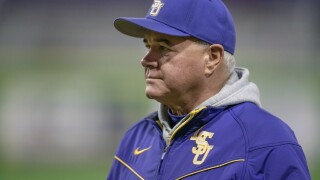 Paul Mainieri LSU Baseball