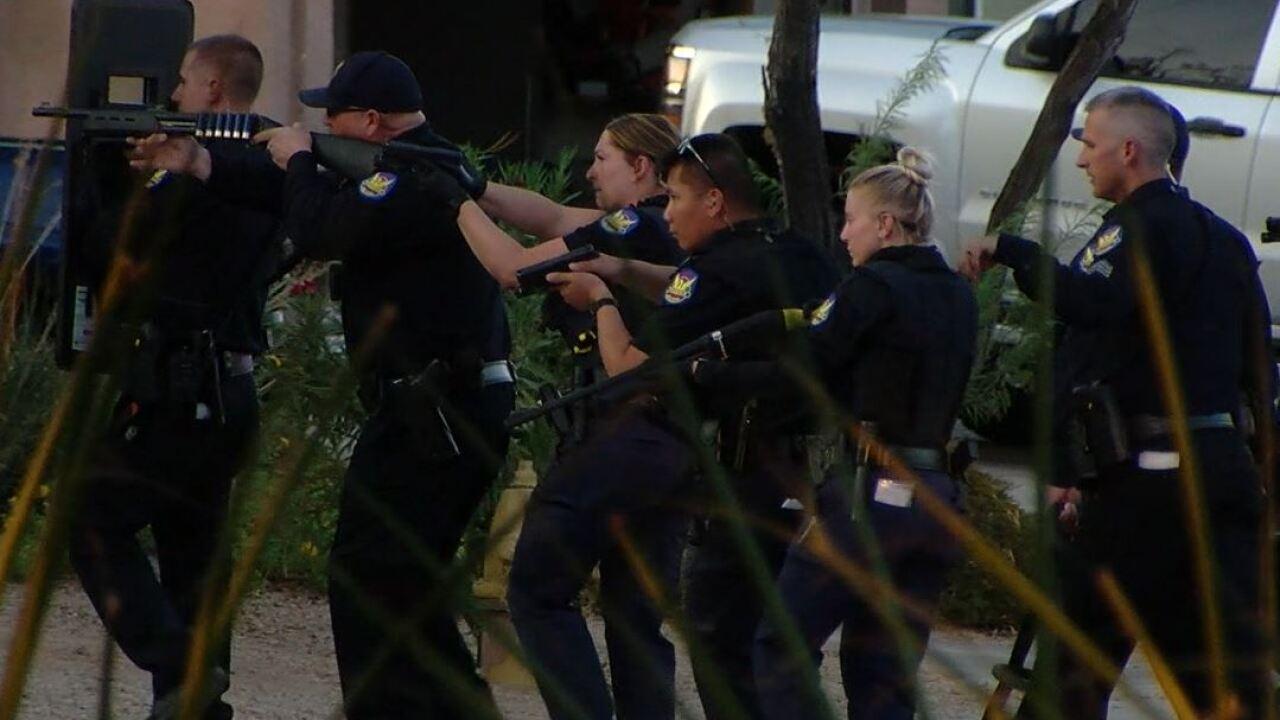 67th Ave/Durango Shooting