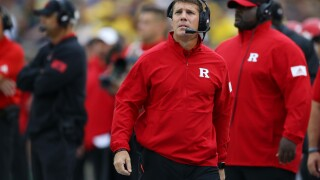 Rutgers fires coach Chris Ash after eight wins in three-plus seasons