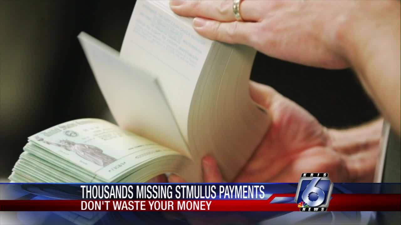 DWYM: What to do if your stimulus check goes missing