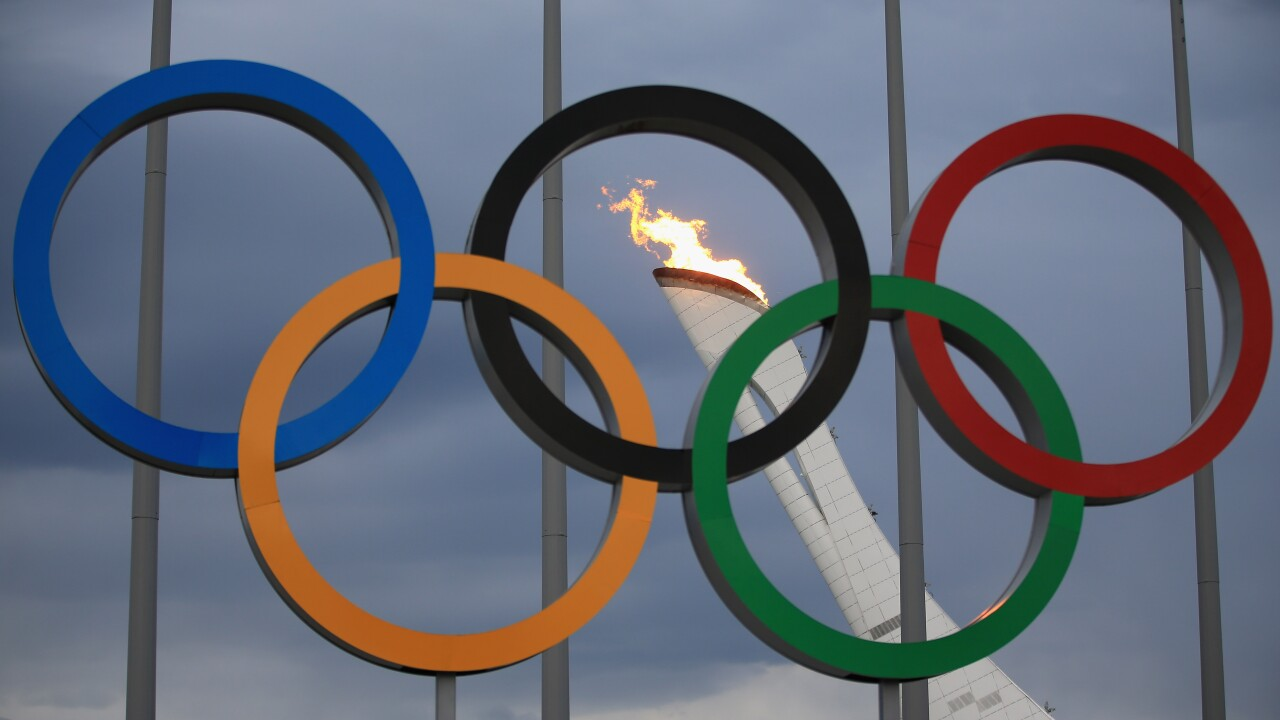 Views Of Sochi Ahead Olympic Games