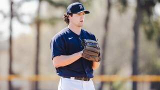 Casey Mize Tigers Spring Training