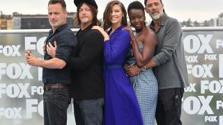 Comic-Con 2018 celebrity sightings