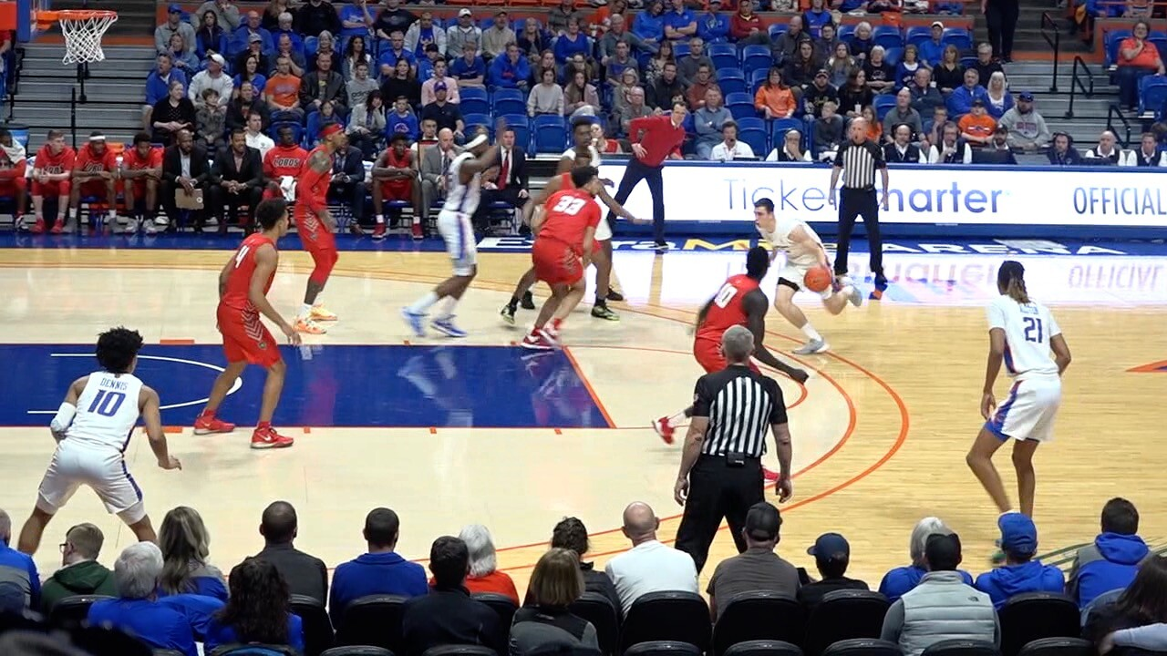 Boise State basketball