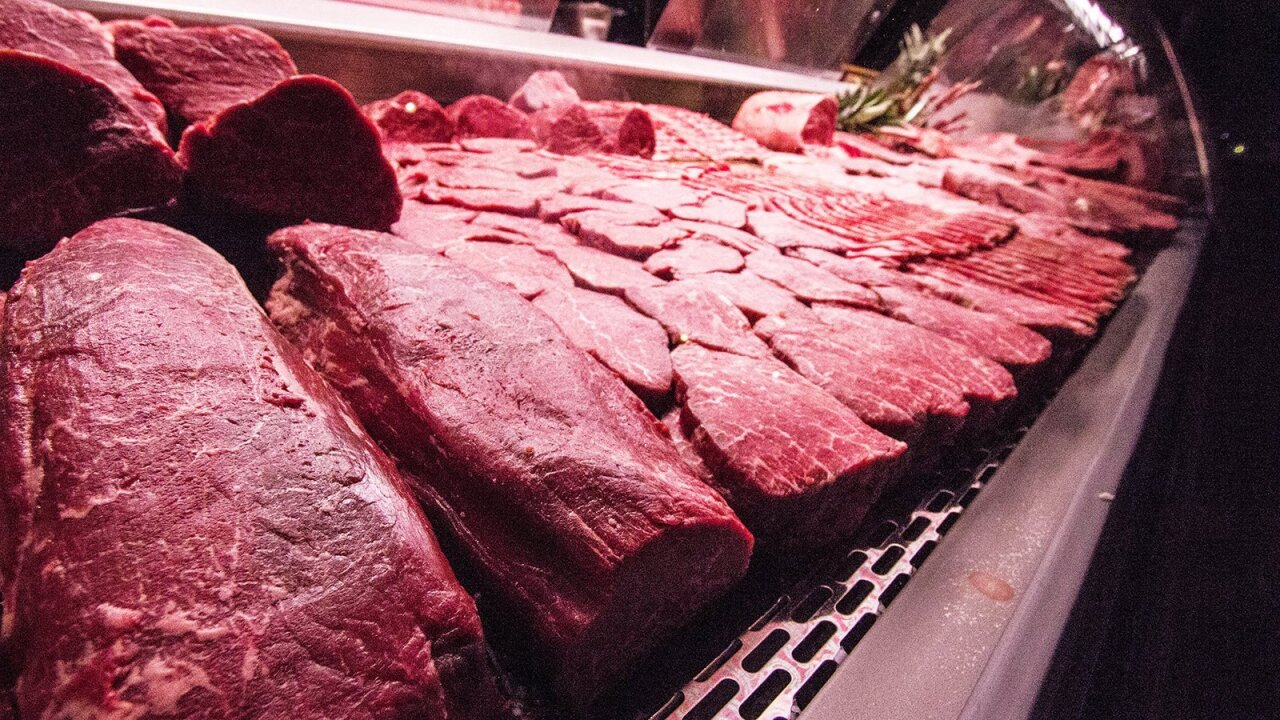 Changing your meat-eating habits could mean a longer life, study suggests