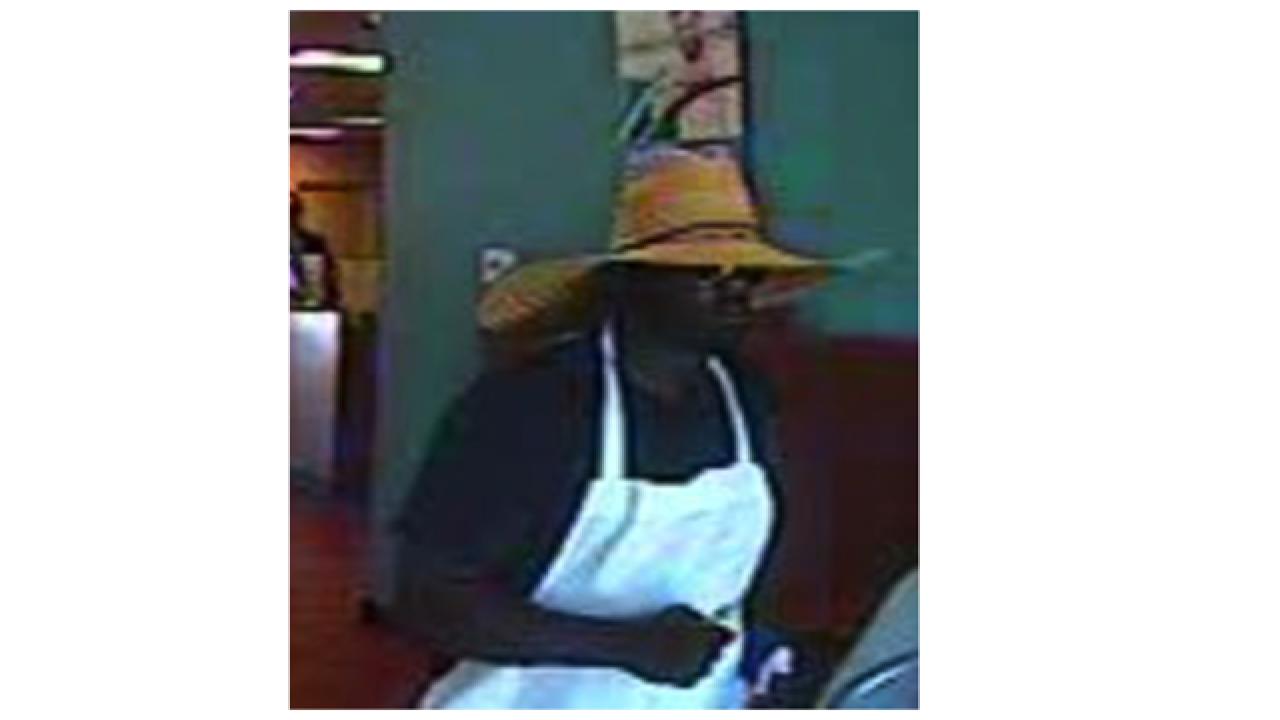 FBI seeks help to ID La Mesa bank robber