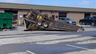 Damage in Medina County