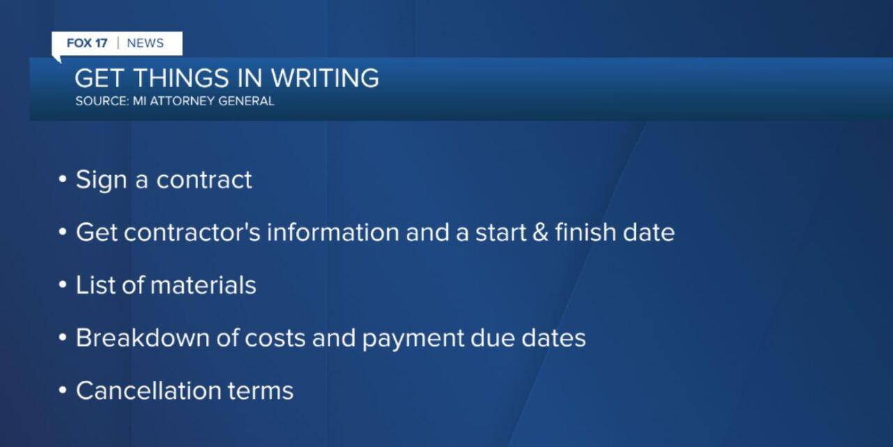 Get things in writing.JPG