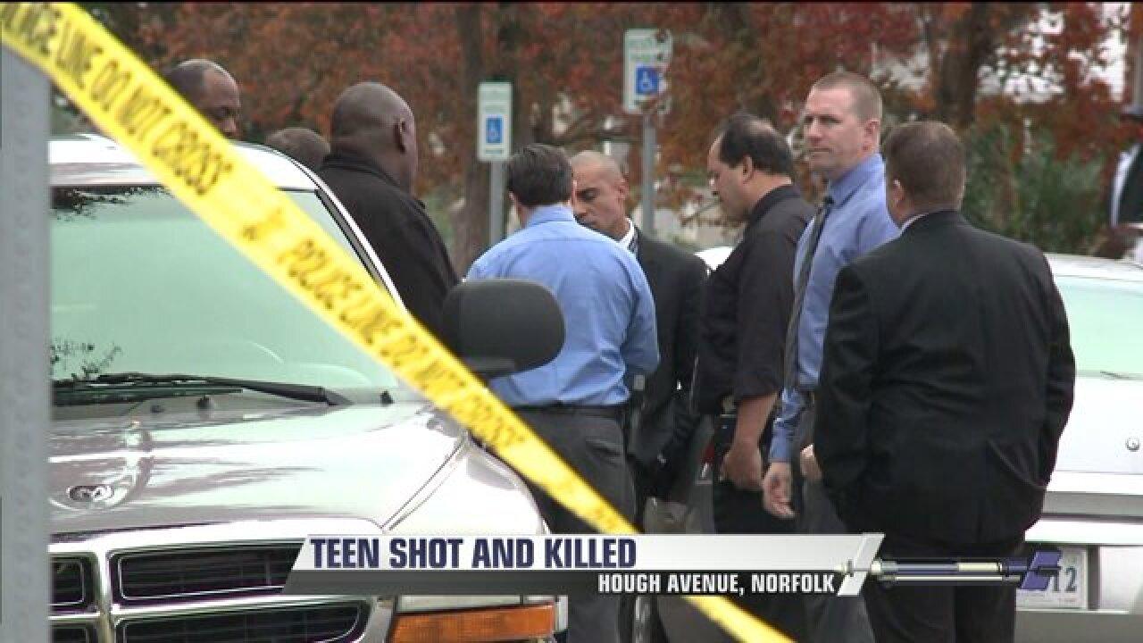 Update: Arrest made in November murder of Norfolkteen