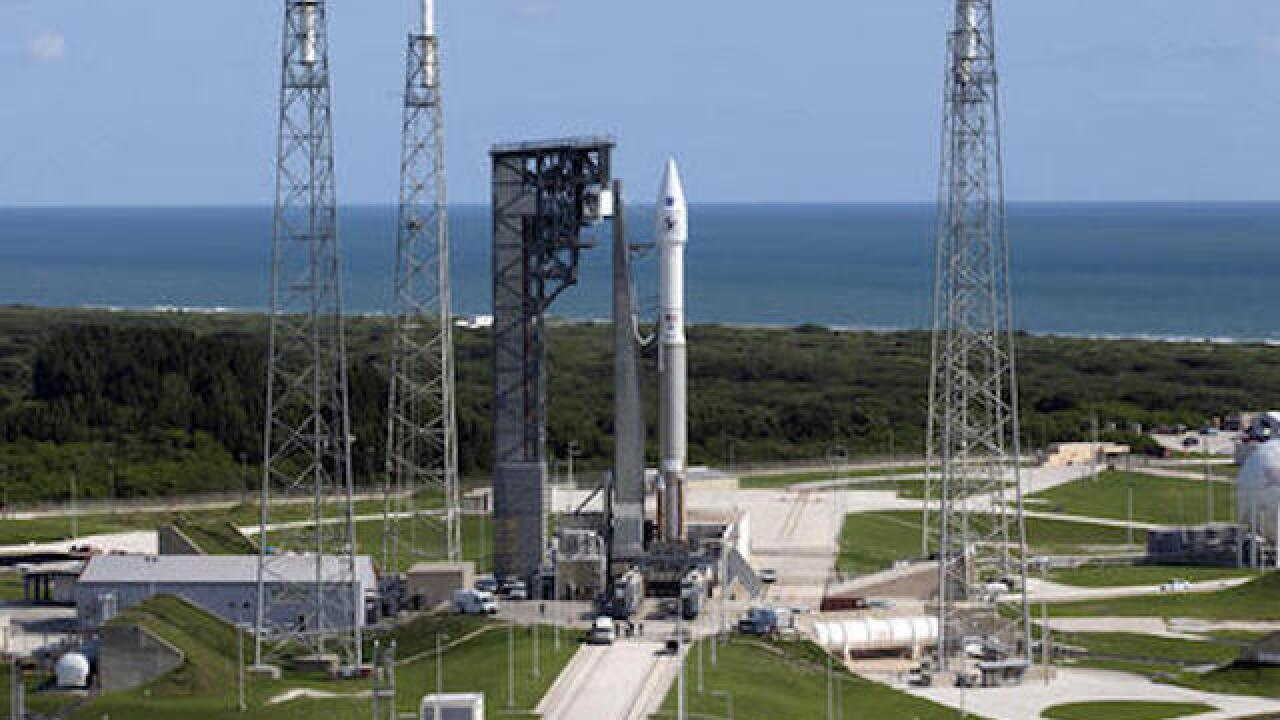 NASA launches spacecraft bound for 7-year journey to asteroid