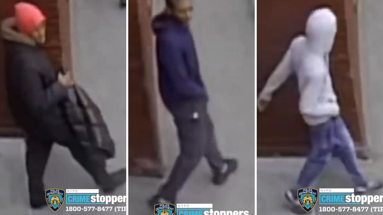 Elevator beating and robbery in the Bronx