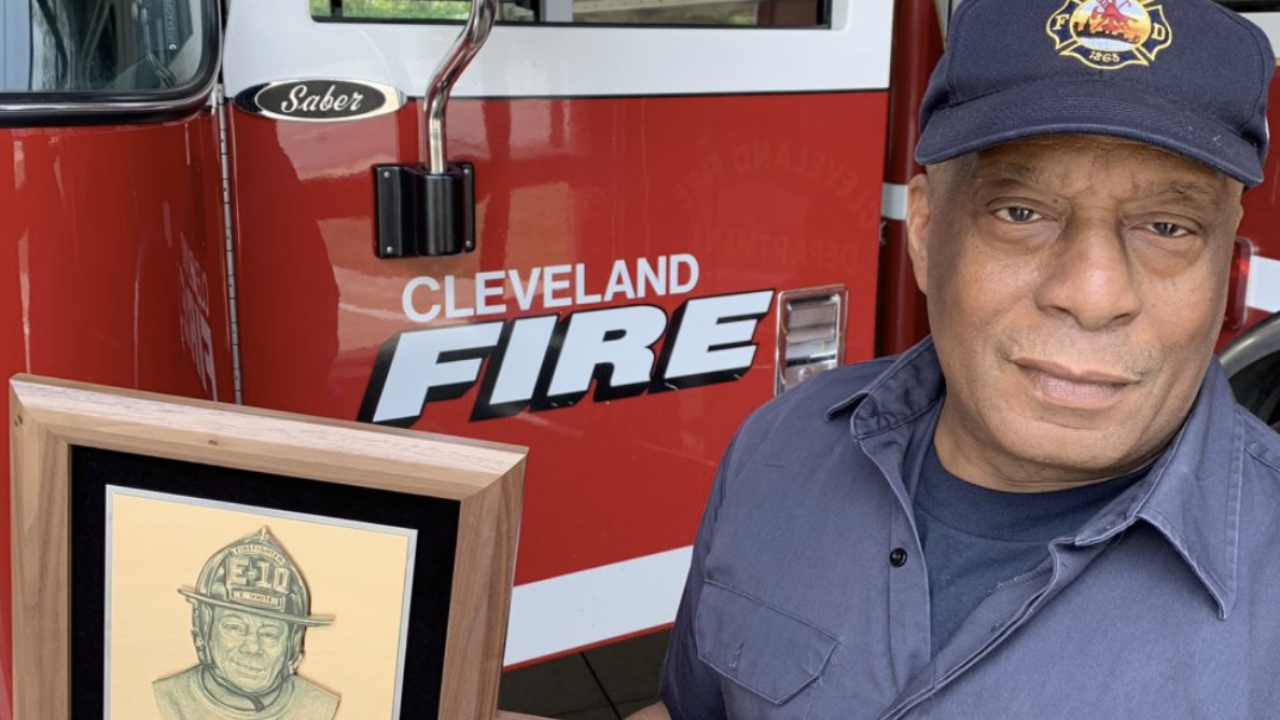 Eric White Cleveland Fire