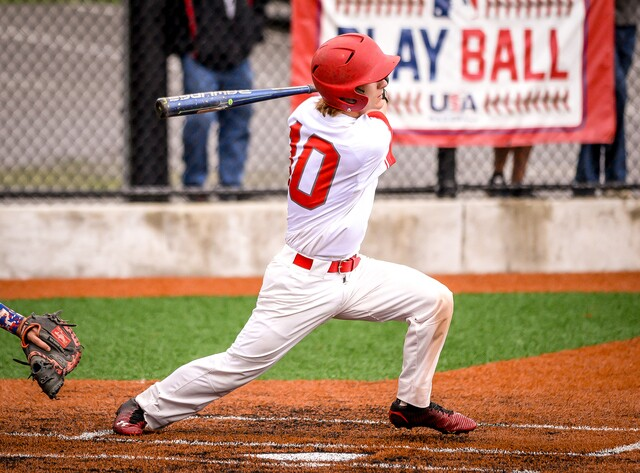 Dixie Heights Colonels top St. Henry Crusaders 5-2 in Kentucky baseball playoffs