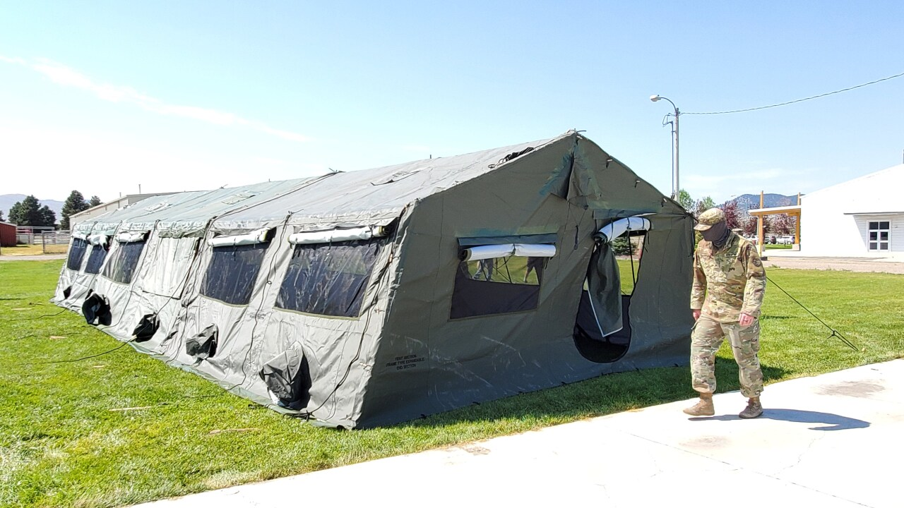 Montana to use CARES Act funds to support National Guard COVID response