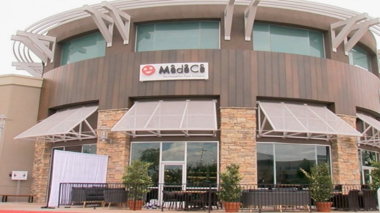 Friday: MidiCi opens in Phoenix with free pizza