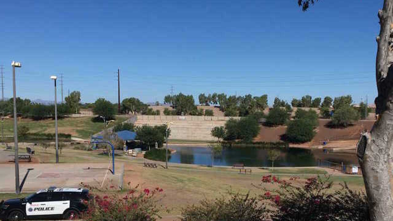 PD: Person found dead at Gilbert dog park