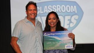 SDCCU Classroom Heroes: Julia Martinez of Salt Creek Elementary School in Chula Vista