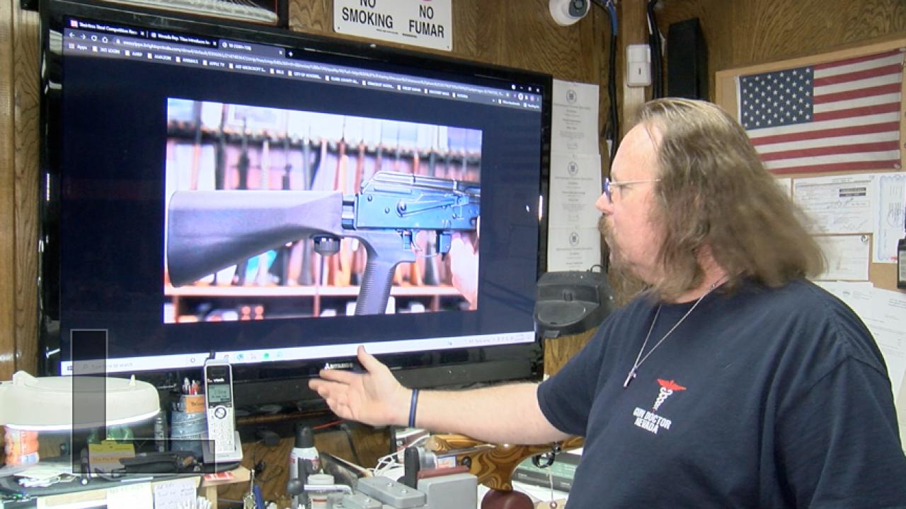 Las Vegas gunsmith and attorney reflect on bump stock proposed legislation