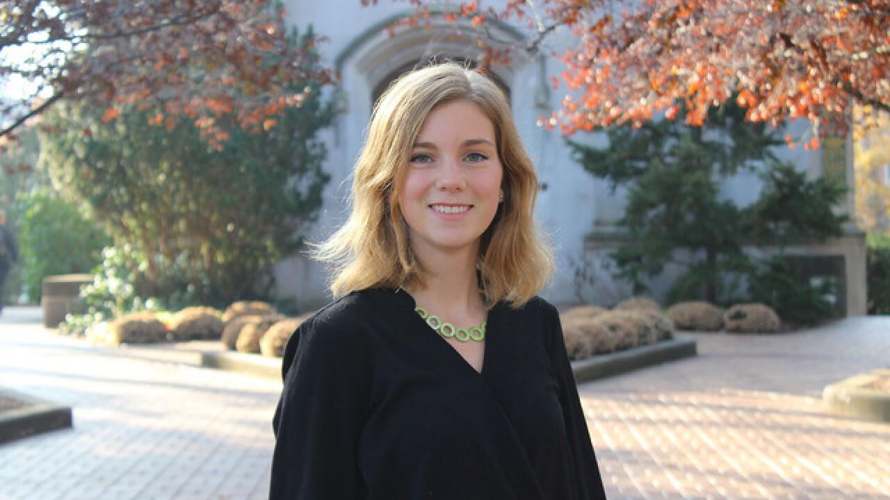 Alumna, student earn prestigious scholarships
