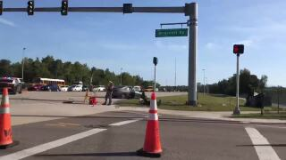 A fatal crash has caused blockage of Michael G. Rippe Pkwy. near Briarcliff Rd. in South Fort Myers.