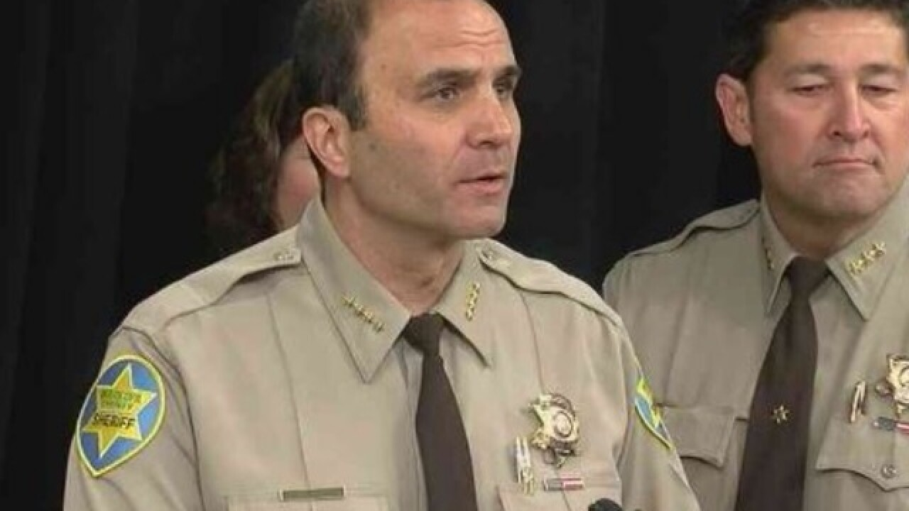 MCSO Sheriff: 235 members of Posse temporarily suspended