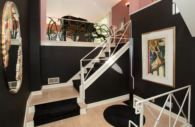 HOME TOUR PHOTOS: $675,000 Northeast side Art Deco design is one of just a few in Indianapolis