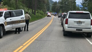 Kalispell shooting and pursuit